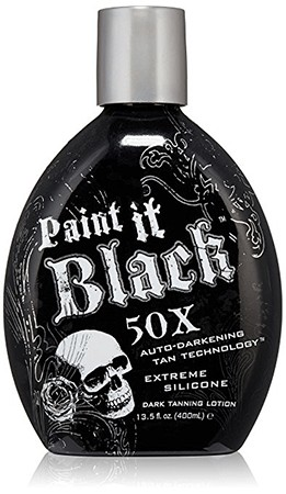 Millenium Tanning New Paint It Black