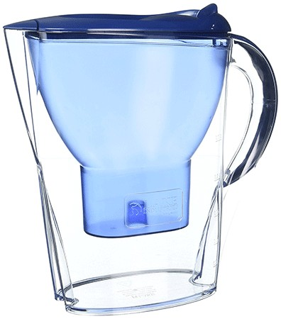 The Alkaline Water Pitcher 2.5 Liters