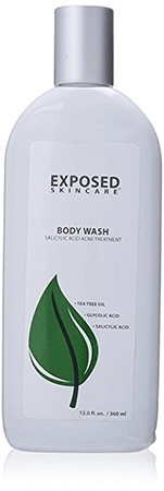 Exposed Acne Treatment Body Wash