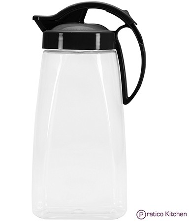 QuickPour Airtight Pitcher with Locking