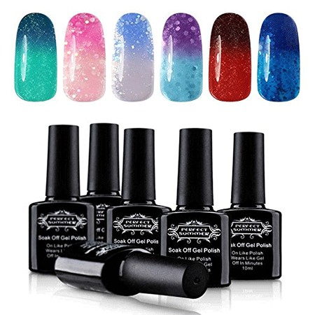 Soak Off LEDLED Gel Nail Polish