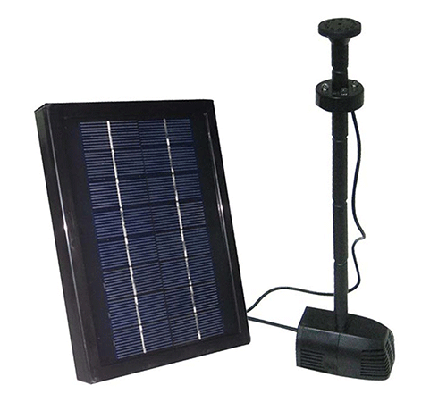 ASC 2.5 Watt Solar Water Pump