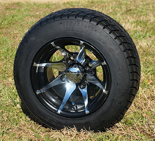 Golf Cart Tire Supply