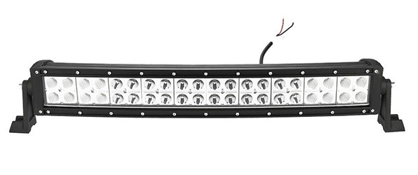 Primeprolight Curved 120w 24 Inch Led Light Bar