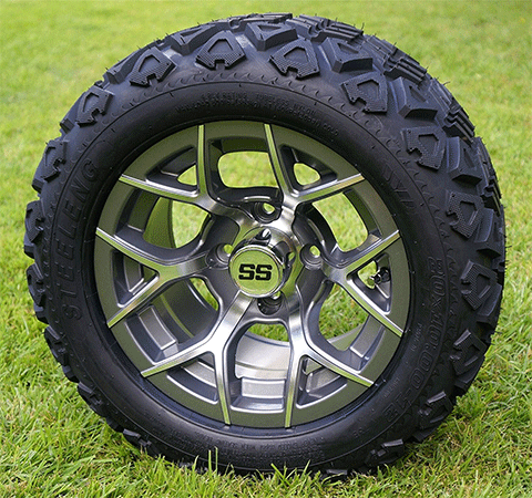 Top 8 Golf Cart Wheels And Tires 2019 Reviews Topbestsellerproduct