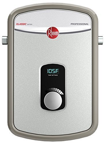 Rheem RTEX Heating Chamber Tankless Water Heater