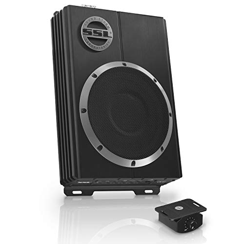 Sound Storm LOPRO8 Amplified Car Subwoofer