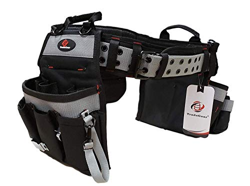 TradeGear PART#SZA Electrician's Belt & Bag Combo