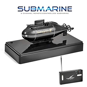 RC Submarines With Camera