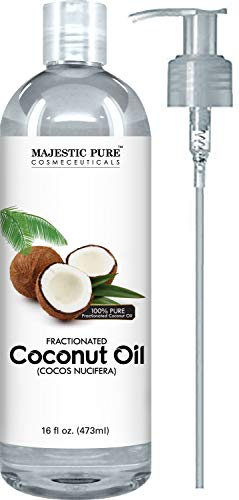 "Majestic Pure Fractionated Coconut Oil ""Bestseller"""