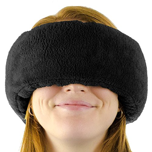 Wrap-A-Nap Travel Pillow, Sleep Mask, and Ear Muff
