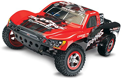 Traxxas Slash 1/10-Scale 2WD Short Course Racing Truck