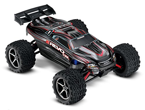 TRAXXAS E-REVO VXL: 1/16-SCALE 4WD WITH TQI 2.4GHZ RADIO & TSM