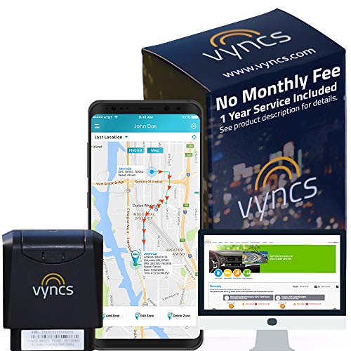 Vyncs 3g GPS tracker