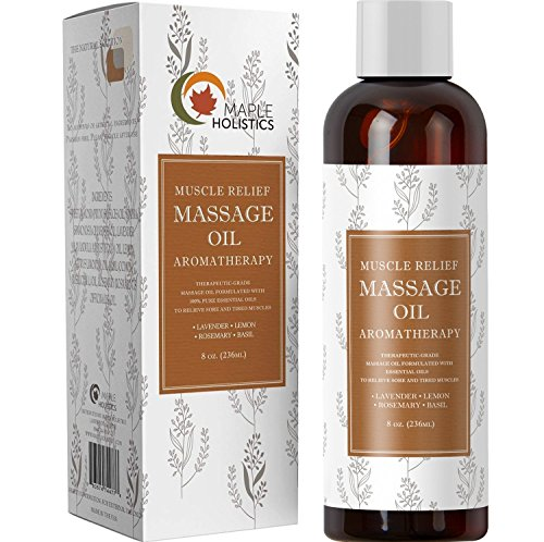 Maple Holistic Muscle Relief