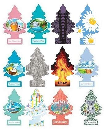 LITTLE TREES HOME AND CAR AIR FRESHENERS