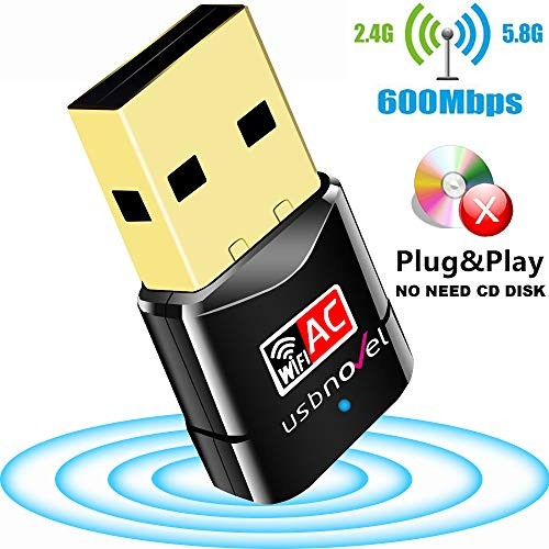USB Wifi Adapter AC600Mbps