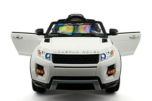 Ride On Car RANGE ROVER For Kids Model SX118 Battery Ride On Toy With Control Parents Ride On Power Wheel, LCD Kids Ride On