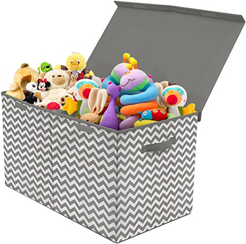 Sorbus Toy Chest with Flip-Top Lid