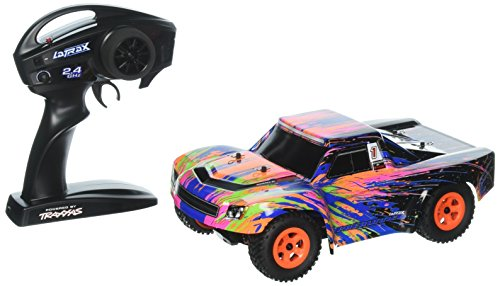 Traxxas LaTrax Electric 4WD Desert Prerunner Remote Control Race Truck with 2.4GHz Radio