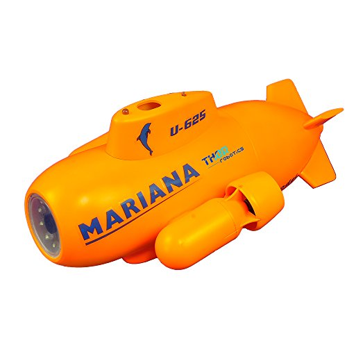 Thor Robotics Underwater Drone Mini Mariana RC Submarine
