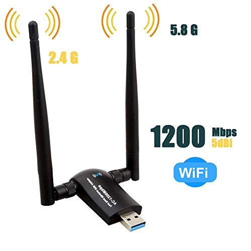 TECHKEY Wireless USB WiFi Adapter