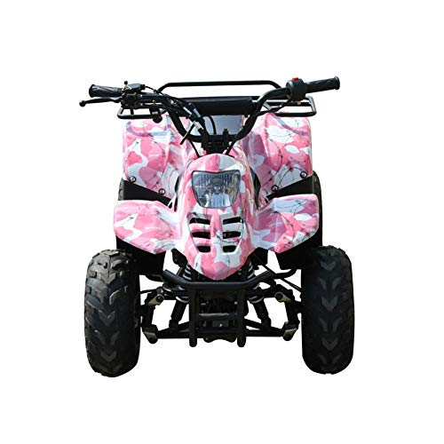 Powersportsgalaxy Youth ATVs Tumbleweed-HD 110cc Youth Four Wheelers