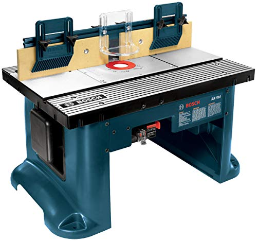 Product Description – Bosch Benchtop RA1181 Router Table