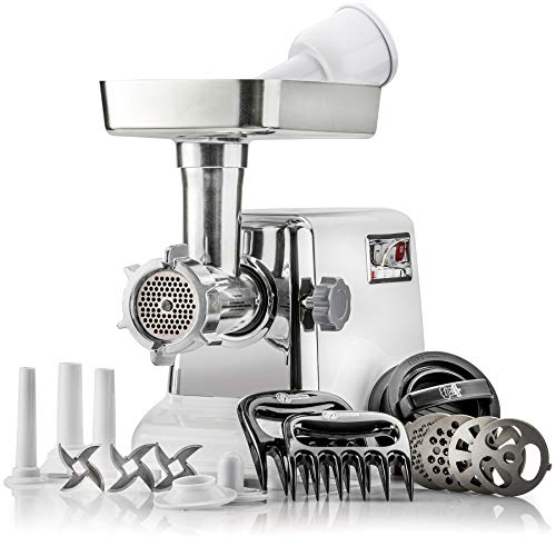 STX Turboforce Classic Meat Grinder