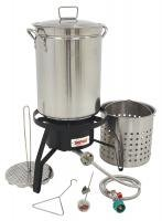 Bayou Classic Propane Turkey Fryer Kit