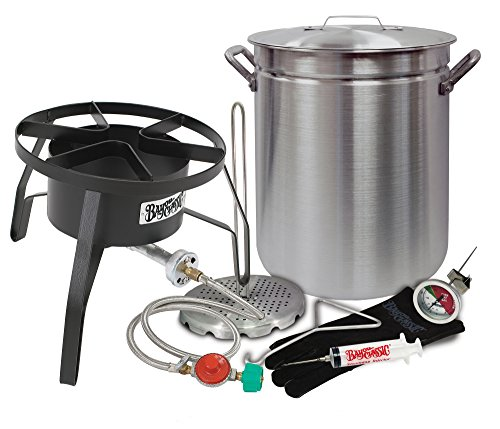 Oversized Turkey Deep Fryer Kit