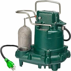 Mighty-Mate Submersible Sump Pump