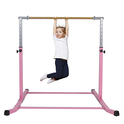 Gymbarpro Gymnastics Training Bar for Kids Gymnastic Horizontal Kip Bars