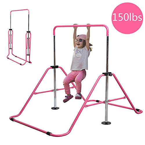 Slsy Gymnastics Bars Kids Kip Training Bars for Home
