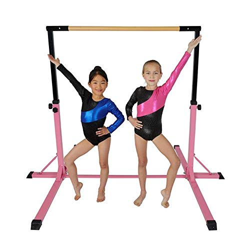AcroStar Elite Gymnastics Expandable Training Bar for Kids