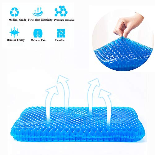 Double Thick Egg Seat Cushion by Cclub