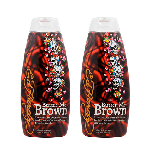 Ed Hardy Butter Me Brown Tanning Lotion
