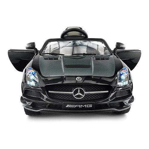 Carbon Black SLS AMG Mercedes