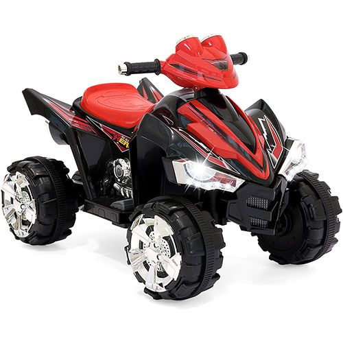 Electric 4-Wheeler Ride by Best Choice Products