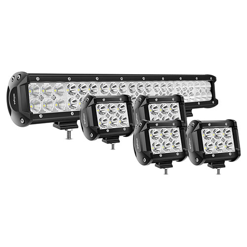 Nilight 20 Inch, Combo LED Light for Off Road Use