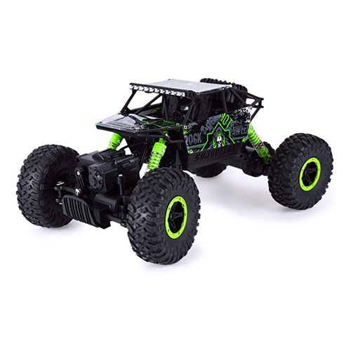 Electric Rock Crawlers From Rabing