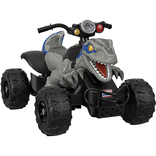 Power Wheels Jurassic World Diner Racer