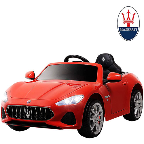 Uenjoy Maserati 12V Electric Kid's Car