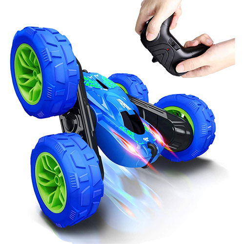 RC Stunt Car for Kids by SHARKOOL