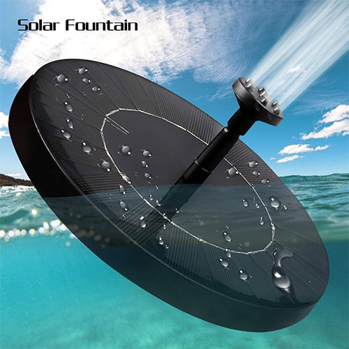 FEEKE Solar Fountain Pump