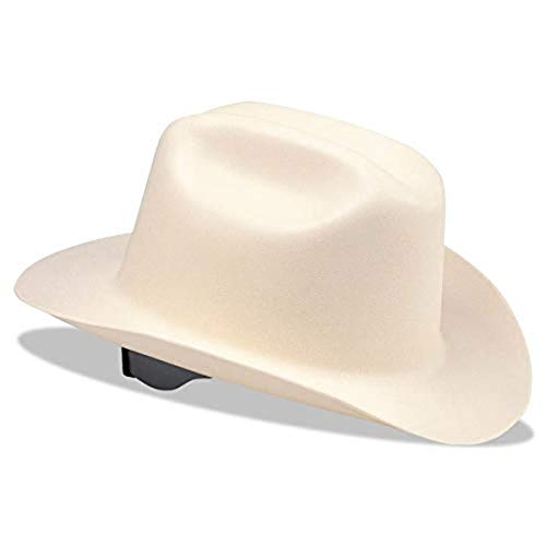 Sackson Safety White Cowback Hat