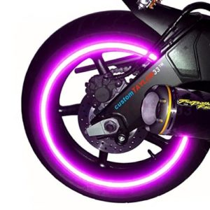 Motorcycle Wheel Light