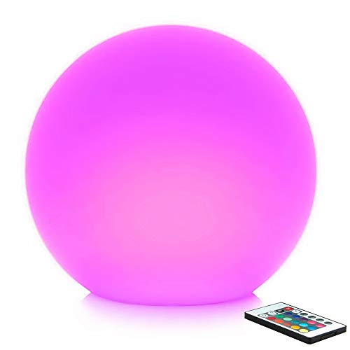Mr.Go 12-inch Color-Changing LED Ball