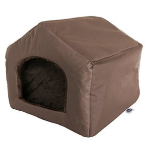 Enclosed Dog Bed