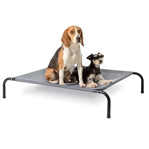 Bedsure Orginal Elevated Dog Cot Bed
